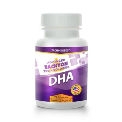 Tachyonized Organic Vegan DHA