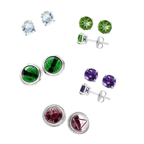 Tachyon Earrings Jewelry