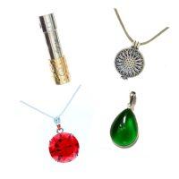 Tachyon Pendant Jewelry