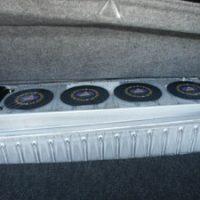 Tachyon Silica Disks in Prius