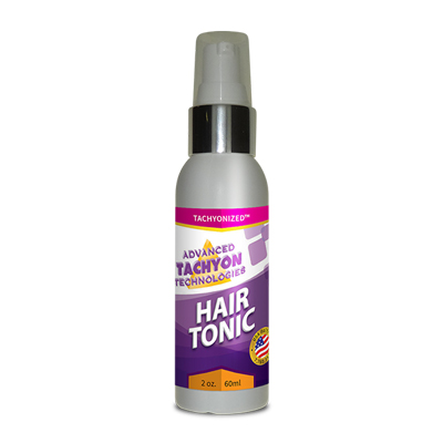 Amazing New Tachyon Hair Tonic