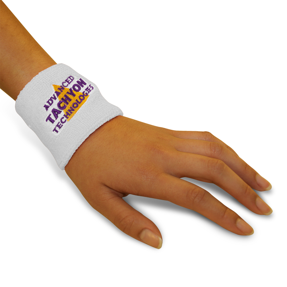 Deluxe Wristbands - Thick and Powerful Grey