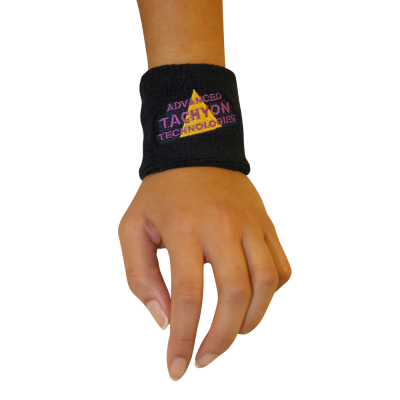 Deluxe Wristbands - Thick and Powerful Navy