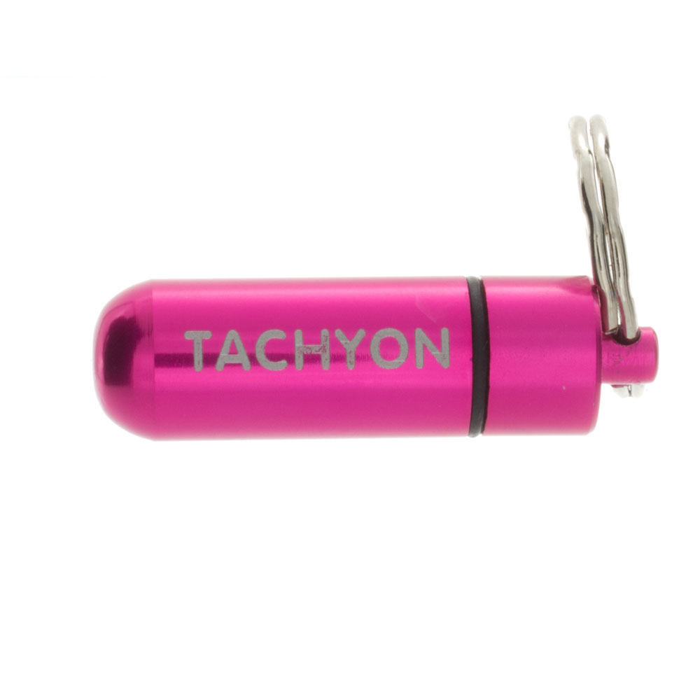 EMF Pocket Protector - Life-Capsule™ Key Ring - Pink