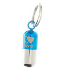 Mini Pet Pendant - Blue