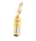 Mini Pet Pendant - Gold
