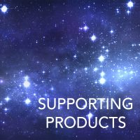 Supporting Products for Supporting the Human Body with Tachyon