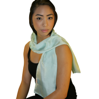 Tachyonized Small Silk Scarf