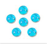 Tachyonized 8mm Aqua Cells 6-Pack
