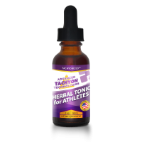Tachyonized Herbal Tonic for Athletes