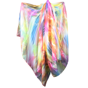 Tachyonized Large Silk Scarf SS-65C