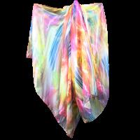 Tachyonized Large Silk Scarf SS-65C