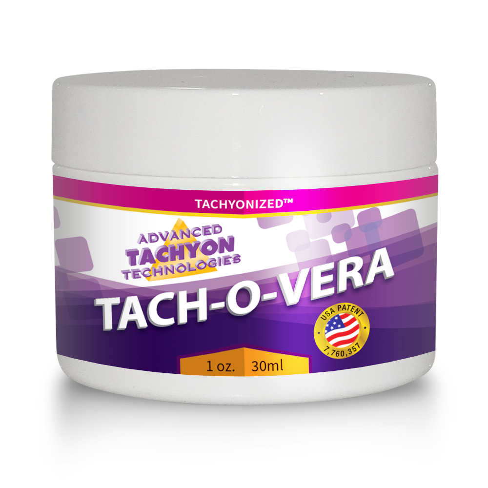 Tachyonized Tach-O-Vera Aloe Gel 30ml