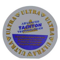 Tachyonized ULTRA Silica Disk 4 Inch