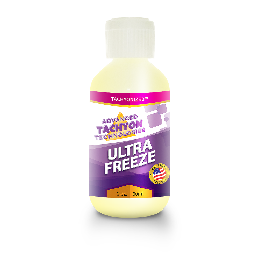 Tachyonized Ultra-Freeze 2 oz. - Pain Annihilator in a Bigger Bottle