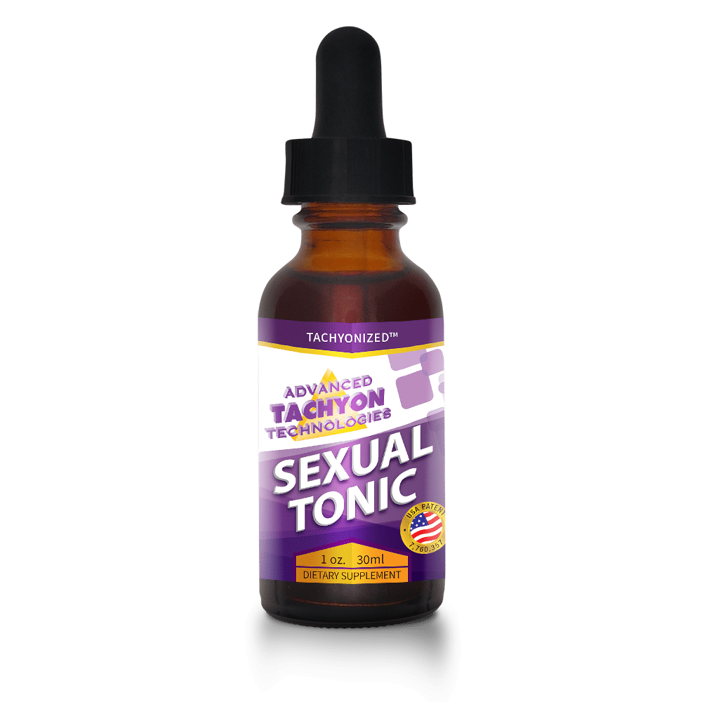 Tachyonized Men's Sexual Tonic