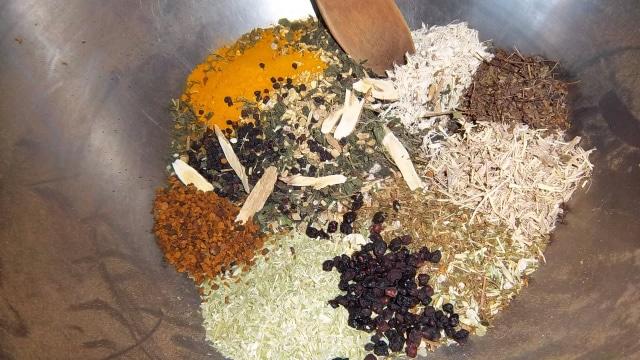 Tachyon Miscellaneous Herbal Tonics