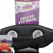 TACHYON EYE MASK DELUXE & EAR PLUGS